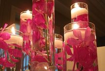 Centerpieces / by Wedding Decorator