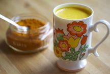 Anti-inflammatory eats and drinks