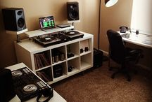 Home studio/Dj/production