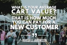 Russell Brunson's Quotes, Questions & Advice (DotCom Secrets, Expert Secrets, 108 proven split test) / Over the past 10 years, Russell has built a following of over a million entrepreneurs, sold hundreds of thousands of copies of his books, popularized the concept of sales funnels, and co-founded a software company called ClickFunnels that helps tens of thousands of entrepreneurs quickly get their message out to the marketplace...  Click funnels is now the fastest-growing non-venture backed software company in the world. => http://bit.ly/FREE_14-Days_Trial