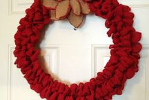 wreaths / by Pam Dougherty