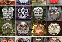 Owls / by Ashley Freeman