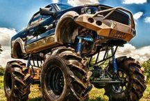 Sweeeet trucks / My obsession other than guns  / by Dori skogberg