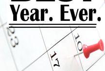 Planificación del año
