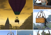 Grand Day Out Ballooning / Fun with the flyable Grand Day Out Balloon
