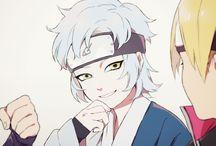 Boruto x Mitsuki