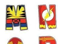Super Heróis Quadrinhos