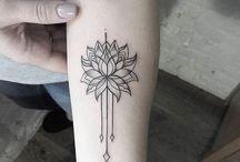 Pierna Tattoo