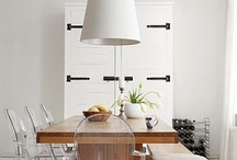 Inspired by :: Dining rooms