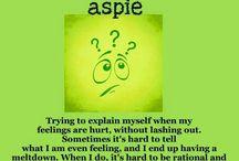 Aspie things