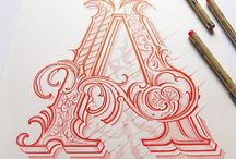The Lost Art of Lettering & Calligraphy