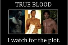 True Blood / by Ashley Hill