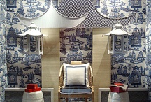 Schumacher  / Classic and Timeless Fabric and Furnishings for Every Room of the House / by Trisha Troutz
