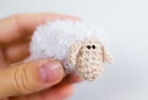 Little sheep / Sheep plushies, sheep drawings, sheep photos... I love sheeps!!!!