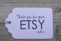 Etsy / by Beth Rusmisel