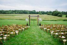 wedding / vyzdoba