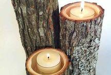 DIY Wooden Decorations