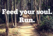 Run your worries away