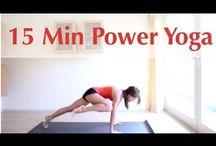 Yogavideor