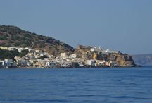 Nisyros / beautiful island in the Aegean Sea