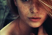 Freckles / Beauty