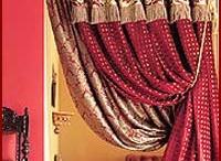 Curtain ideas / by Allison Hill