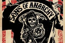SONS OF ANARCHY / by Gloria Kenley