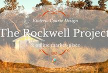The Rockwell Project / Want your content online, publish your course? Are YOU a small businesses, blogger or Soul Entrepreneur. Want to build Meditations, E-books, Animations, podcasts, videos, and photography - We help others connect with their audience and make an income, SELL YOUR COURSE or CONTENT ONLINE NOW!