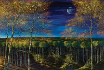 Ford Smith Art & News / Modern landscape painter Ford Smith art and related news.