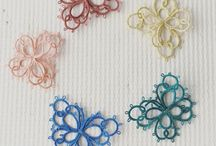 tatting farfalla