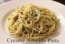 Pasta / by Jacqueline Daniels