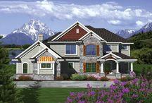 House Plans / My dream homes.