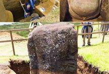Ester islang moai