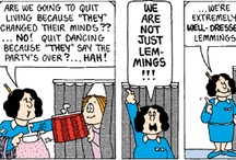 Cathy & Nancy Comics