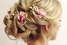 Esküvő frizura