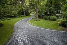 driveway to my new home, I wish! / by Penny Ezell