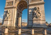Just Arc de Triomphe (Paris)