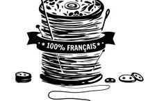 Tampons  et pochoirs / L'ensemble des tampons en bois ou clears pour le scrapbooking, le home déco, le mixed média ou encore la customisation de textiles.