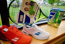 Tennis Goods / All the great Tennis gear that comes through Alpine's doors