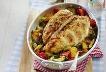 Rezepte Huhn