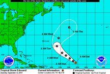 Hurricanes and Tropical Storms... / Updates on Hurricanes and Tropical Storms for the Outer Banks of North Carolina.  / by Joe Lamb, Jr.
