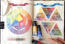 Exactly Watercolor / About watercolors & pigments.