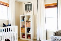 nursery / by Malorie Lucich