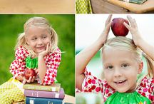 Back to School Sessions / by Danica Fuller - Flora Danica Photography