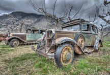 Landscapes & Derelict Vehicle Photographs by Full Throttle Photo / Full Throttle Photo; a unique photography service dedicated to Motorcycles, Hot Rods, Classic Cars and a one stop shop for that piece of art suitable to hang on the wall of your man cave, shop, office or anywhere else you can think of.