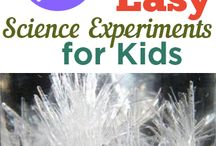 Science Experiments and Projects for Kids