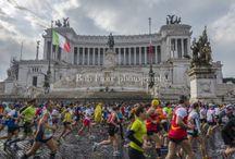 Rome Marathon 2014 Photo Reportage