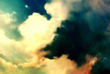 Painted Skies Board