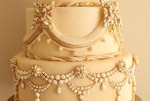beautiful cakes! / by Christina Kotridou