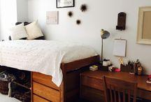 Acute Designer | Minimalist Dorm